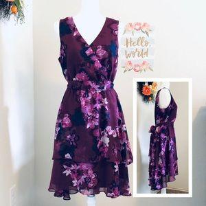 NWT!! Beautiful Purple Dress